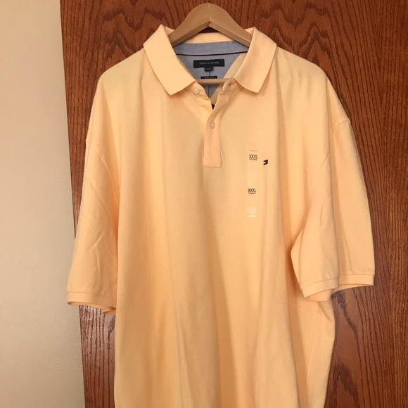 Tommy Hilfiger Other - Tommy Hilfiger Polo Shirt Classic Fit Men's XXXL